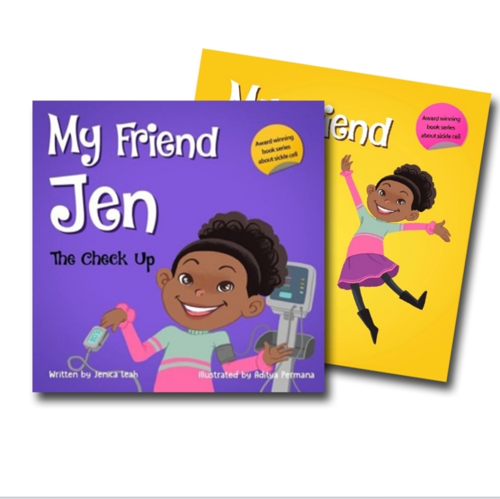 books on sickle cell education